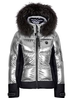 Куртка с мехом Sportalm Cooris Met. m K+P