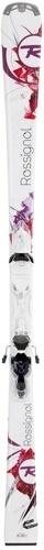 Горные лыжи с креплениями Rossignol Attraxion W + Xelium SAPHIR 100 S Wht Black 12/13