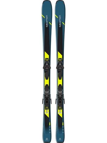 Горные лыжи Salomon XDR 76 ST C + крепления L 10 GW 19/20