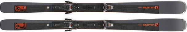 Горные лыжи Salomon Stance 84 + крепления M12 GW F90 21/22 (20/21)