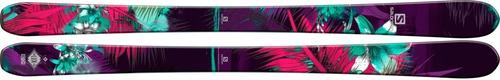 Горные лыжи Salomon Q-88 Lux