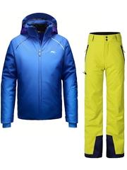 Горнолыжный костюм Kjus Formula jacket + FRX pants Boys