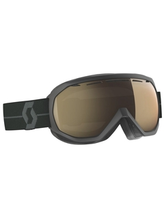Маска Scott Notice OTG LS Black Grey / Light Sensitive Bronze Chrome