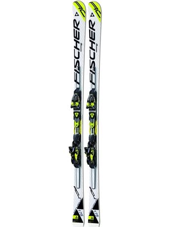 Горные лыжи Fischer RC4 Worldcup RC Pro + RC4 Z 13 FreeFlex 14/15
