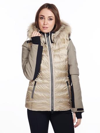 Куртка Toni Sailer Heloise Splendid Glencheck Fur