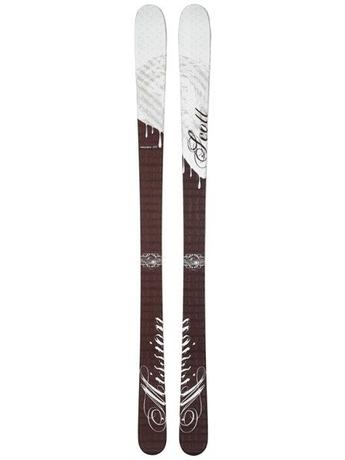 Горные лыжи Scott Mission 07/08 07/08