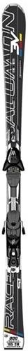 Горные лыжи Salomon 3v Race Powerline + крепление z14 10/11