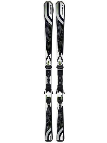 Горные лыжи с креплениями Elan Amphibio Waveflex 12 Fusion + ELX 11.0 11/12