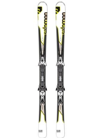 Горные лыжи с креплениями Salomon K Enduro XT 800 + Z12 12/13