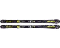 Горные лыжи Head Primal Instinct + крепления Tyrolia SLR 10 (16/17)