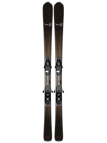 Горные лыжи с креплениями Salomon Origins Lava + L9 B80 Bk/Br 12/13