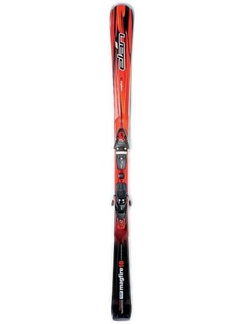Горные лыжи Elan Magfire 10 Fusion + крепления ELD 11 Fusion 07/08 07/08
