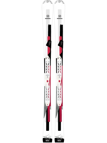 Горные лыжи Rossignol Unique LTD + Xelium 100 15/16
