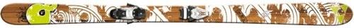 Горные лыжи Fischer Watea 98 + крепления X13 186 (10/11)