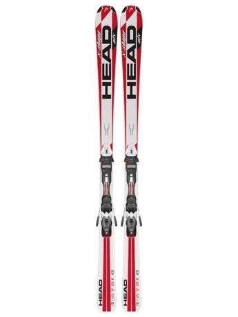 Горные лыжи с креплениями Head X-Shape MTX SW PR + PR 11 11/12