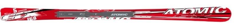 Горные лыжи Atomic SX 5 pps + крепления 4Tix 310 07/08 (07/08)