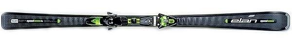 Горные лыжи Elan Speedwave 14 Fusion + крепления ELD 12 Fusion 07/08 (07/08)