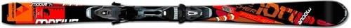 Горные лыжи с креплениями Fischer Motive 74 SW + RS10 Powerrail (11/12)