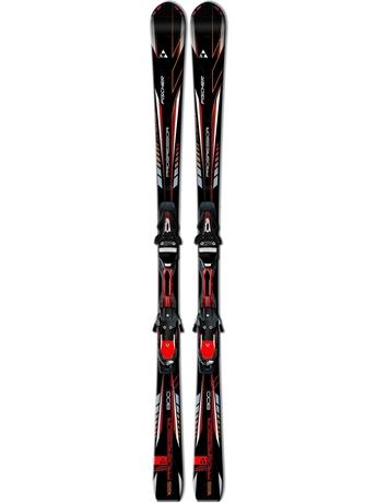 Горные лыжи Fischer Progressor 800 Powerrail + RSX12 Powerrail 14/15