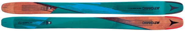 Горные лыжи Atomic Backland FR 117 (17/18)