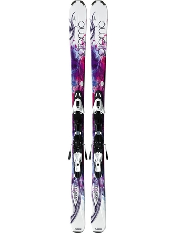 Горные лыжи с креплениями Atomic Affinity Storm + XTO 10 LADY OME 11/12