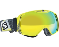 Маска Salomon XTEND Yellow / Yellow