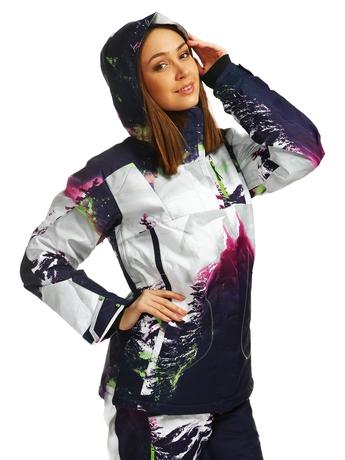 Куртка Salomon Zero Jacket W Wizard Violet/BY/GR 13/14