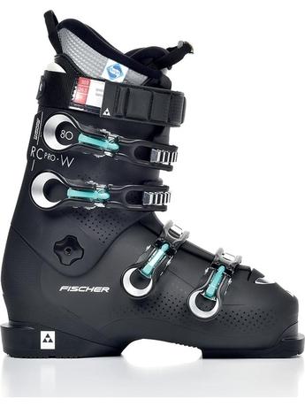 Горнолыжные ботинки Fischer RC Pro W XTR 80 Thermoshape 16/17