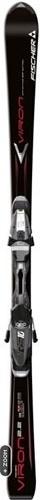 Горные лыжи Fischer Viron 2.2 black Powerrail + крепления RS10 10/11