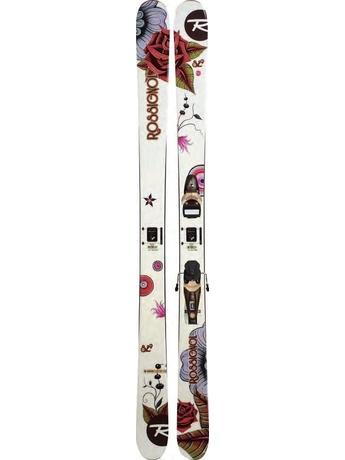 Горные лыжи с креплениями Rossignol S2 Women + Saphir 110L 11/12