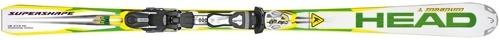 Горные лыжи с креплениями Head iSupershape Magnum SW SPF13 + FREEFLEX Pro 14 (12/13)