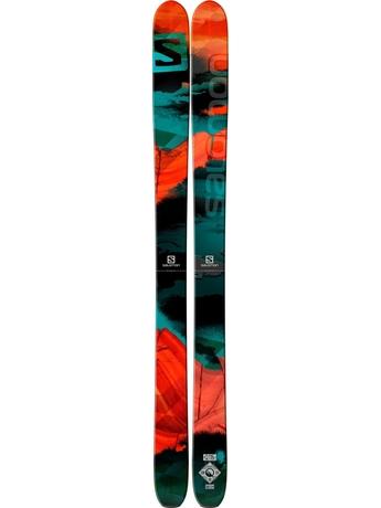 Горные лыжи Salomon Q-115 14/15