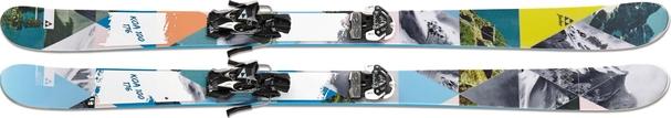 Горные лыжи Fischer Koa 100 + крепления Attack 13 (14/15)