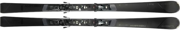 Горные лыжи Elan Amphibio Black Edition Fusion + крепления ELX 12.0 (18/19)