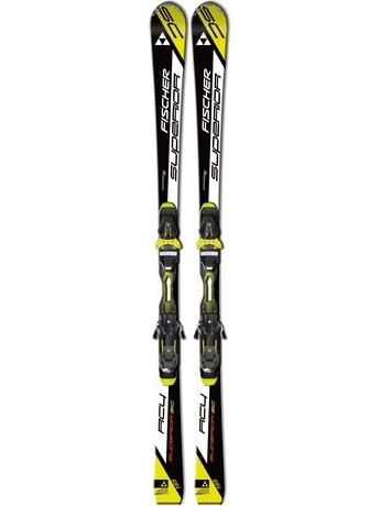 Горные лыжи Fischer RC4 Superior SC + крепления RC4 12 Powerrail 14/15