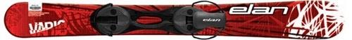 Горные лыжи Elan VARIO RED + крепления black (09/10)