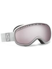 Маска Scott Off-Grid White / Silver Chrome