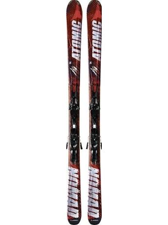 Горные лыжи с креплениями Atomic Crimson TI + XTO 14 OME 11/12