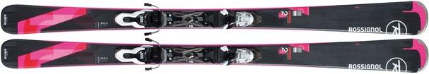 Горные лыжи Rossignol Famous 2 + XPRESS W 10 (16/17)