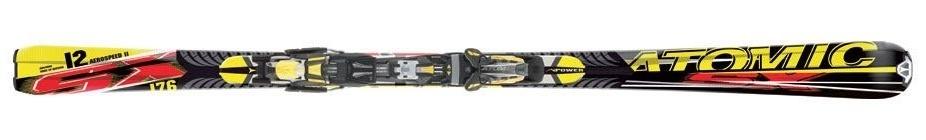 Горные лыжи Atomic SX 12pb + крепления Neox 614 76 2008 (07/08)