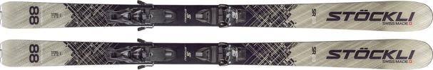 Горные лыжи Stockli Stormrider 88 + крепления XM 13 (20/21)