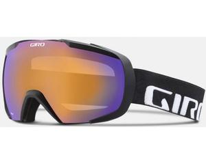 Маска Giro Onset Black Wordmark / Persimmon Boost