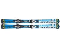 Горные лыжи Stockli Race RX Team + крепления EC5 J75 (14/15)