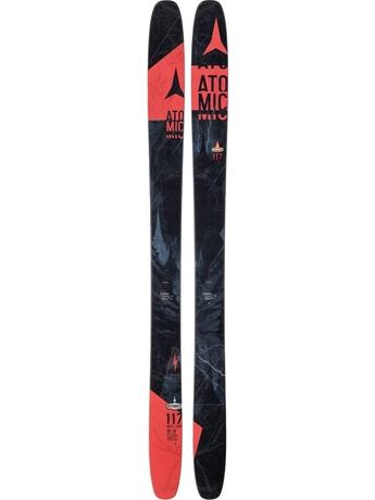 Горные лыжи Atomic Automatic 117 15/16