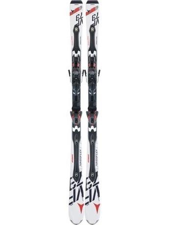 Горные лыжи с креплениями Atomic D2 VF 73 white + XTO 10 12/13