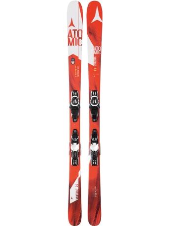 Горные лыжи Atomic Vantage 83 R + крепления Lithium 10 15/16