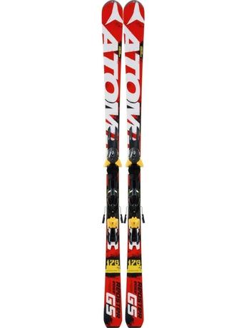 Горные лыжи с креплениями Atomic Redster Edge GS + XTO 12 12/13