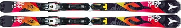 Горные лыжи Atomic Redster Marcel Hirscher SL + X 12 TL (14/15)