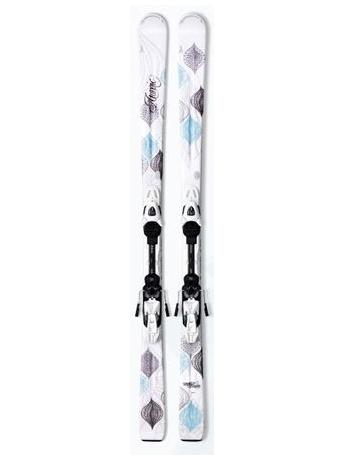 Горные лыжи Atomic Seventh Heaven 76 + крепления XTL 9 150 10/11