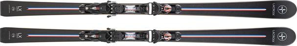 Горные лыжи Lacroix LX Carbon + крепления Fixation VSS 412 (20/21)